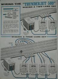 ho slot car racing slot car track power wiring slot car track wiring diagram aurora model motoring steering wheel wiring diagram