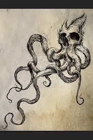 Small Picture 3 octopus tattoo Tumblr With a tree coming from the top ink