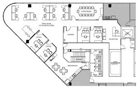 office space plan. Below Is An Example Of A Simple Space Plan Which Illustrates How Tenant Might Occupy And Utilize Prospective Office Space.
