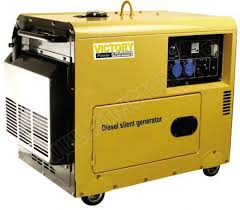 China 5kw Portable Silent Diesel Generator for Home Use with CeCIQ