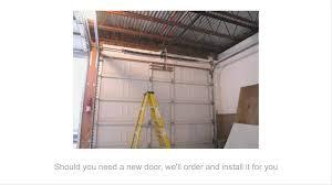 garage doors el pasoQuality Garage Door Repair El Paso  YouTube