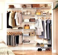 Small Closet Remodel Stylish Creative Ideas Organizers For Bedroom Closets Storage Master Walk In Clos