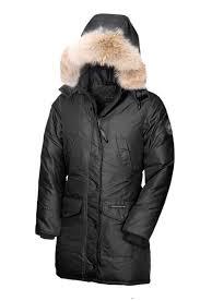 Canada Goose Trillium Parka CG55 Black For Women