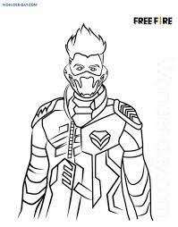56 mobile walls 1 images 28 avatars. Free Fire Coloring Pages Print For Free In A4 Format