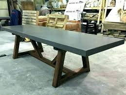 concrete coffee table top rete table top for table top for medium size of concrete coffee table