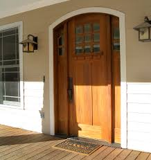 white craftsman front door. Doors, Remarkable Craftsman Front Door With Sidelights Outstanding Lowes White Wall Cllasic Design