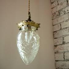 glass antique lamp shades antique lamp shade cut glass drop shade