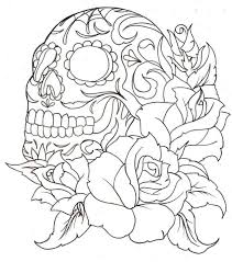 Small Picture Coloring Pages Roses