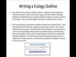 the meaning and symbolism of the word acirc eulogy acirc  eulogy