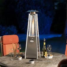 chantico table top patio heater
