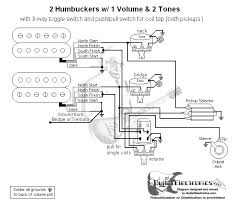 guitar wiring diagrams 2 humbucker 3 way toggle switch guitar guitar wiring diagram 2 humbuckers 3 way toggle switch 1 volume 2 on guitar wiring diagrams