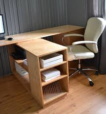 Do it yourself office desk Home Office Featuring Step By Step Diagrams Cut List And Shopping List These Beginning Do It Yourself Furniture Plans Are Designed For Anyone To Build With Simple Etikaprojectscom Do It Yourself Project Ana White Eco Office Large Bookshelf Made With Purebond