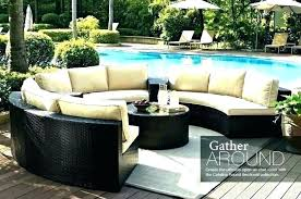 best patio furniture cover outdoor sectional covers for sectionals slipcovers cove