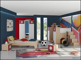 cheap kids bedroom ideas:  awesome interior design ideas for cheap kids room decor sweet red furry rug and white