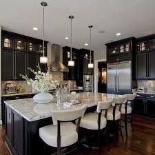 dark kitchen cabinet ideas. Black Kitchen Cabinets Bar Design, Pictures, Remodel, Decor And Ideas - Page 5 Would Love Even More Withe Vintage Cream Color For The Main Dark Cabinet H