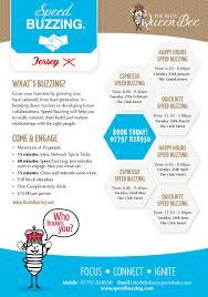 Cbs Speedbuzzing Flyer 2016 Jersey Jan To June Busy Queen Bee
