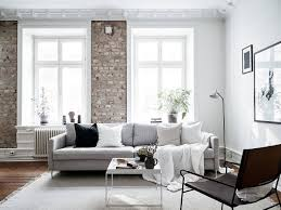 Living Room With White Walls 5 Trendy Ways To Decorate With White Walls