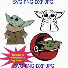 Free download christmas svg icons for logos, websites and mobile apps, useable in sketch or adobe illustrator. Baby Yoda Svg Baby Yoda Baby Yoda Vector Baby Yoda Silhouette The Child Svg In 2020 Star Wars Drawings Yoda Drawing Yoda Art