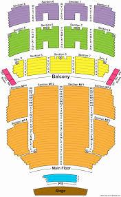 Hamilton Orpheum Seating Chart 56 Actual Orpheum Theatre Boston Seating Chart