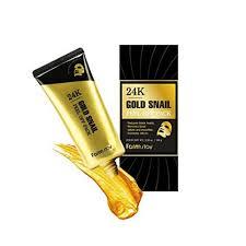 [<b>FARM STAY</b>] <b>24K Gold Snail</b> Peel Off Pack 100g | Shopee Singapore