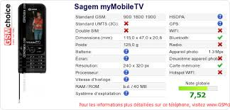 Sagem myMobileTV :: GSMchoice ...
