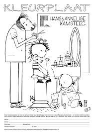 Kleurwedstrijd Kapsalon Kamsteeg