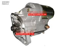 28100-54450,Toyota Prado Starter For 5L-E Engine