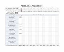 Auto Maintenance Logs 002 Vehicle Maintenance Schedule Template Log Imposing Ideas