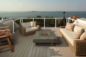 furniture deck. Amazing Beach Style Deck Ideas-21-1 Kindesign Furniture