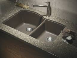 granite composite undermount sinks. Granite Composite Kitchen Sinks Vs Stainless Steel To Undermount