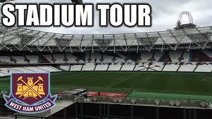 See more ideas about west ham united, west ham, football club. London Stadium Tour West Ham United Fc Youtube