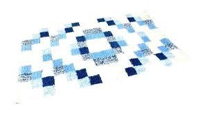 navy bath mat navy blue bathroom rugs cool navy bath mat sally mosaic bath mat blue