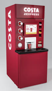 Costa Vending Machines Fascinating Compact