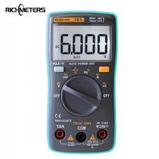RM101 цифровой <b>мультиметр</b>, Портативный измеритель ...