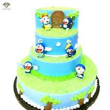 Doraemon Cake Xumx