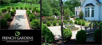 Small Picture French Gardens Landscape Design Installation