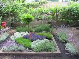 Small Picture The 25 best Herb garden design ideas on Pinterest