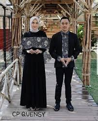 Baju couple kondangan sangat tepat untuk kamu dan pasangan gunakan. 26 Baju Couple Kondangan Hijab Model Baju Gamis Celana Sepatu