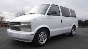 2004 CHEVY ASTRO VAN AWD ** CLEAN 1-OWNER CARFAX ** SOLD !! - YouTube