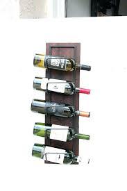 wall mounted metal wine rack. Astounding Metal Wine Racks Wall Mounted Rack Mount Medium Size Of .
