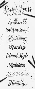 Hand Script Font So Many Great Styles To Choose From Check Out Out Creative Market
