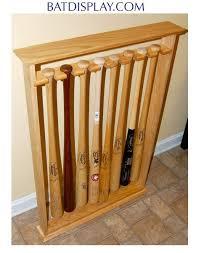 Baseball Bat Display Stand Gorgeous Eight Baseball Bat Floor Stand Display Rack Bat Rack In 32