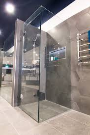 Allure Bathrooms | 900SD Frameless Shower Screen