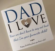 Handmade Birthday Cards For Dad From Daughter Alanarasbach Com