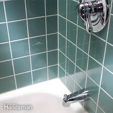 regrout wall tile the family handyman how much does it cost to regrout a shower floor