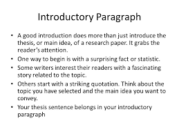 introductory paragraph research paper introduction paragraph for research paper coolturalplans