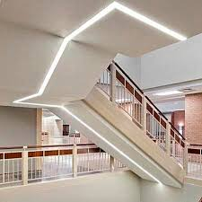 hallway ceiling lighting. discover all the information about product recessed ceiling light fixture floor led linear lplr 2 architectural lighting works and find hallway g