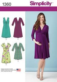 Maternity Dress Patterns Mesmerizing DIY Maternity Dress Has Flattering Twist And Gathered Detailing At