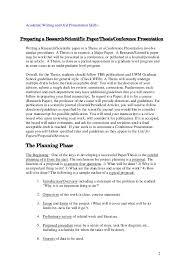 ... PRESENTATIONS SUPPLEMENTS CV/RESUME COVER LETTER; 2.