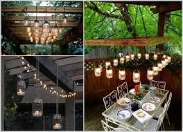 pergola lighting ideas design. create lighting fixtures with mason jars pergola ideas design n